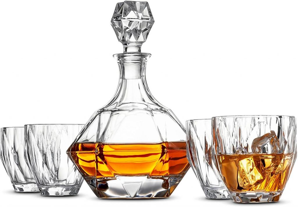 Special Whiskey Decanter