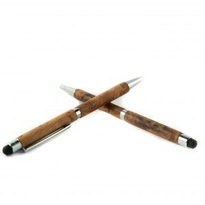 Handmade Thuya Stylus Pen - Sustainable Writer Gift