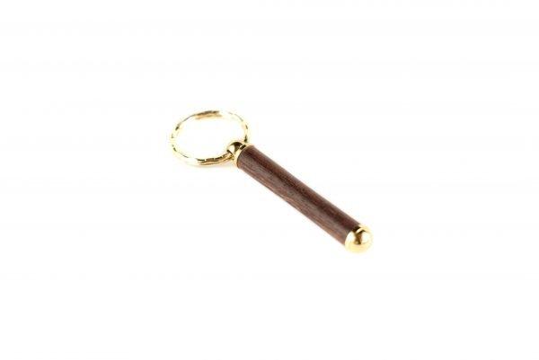 Hand Turned Keychain - Durable Wooden Luxury Keychain