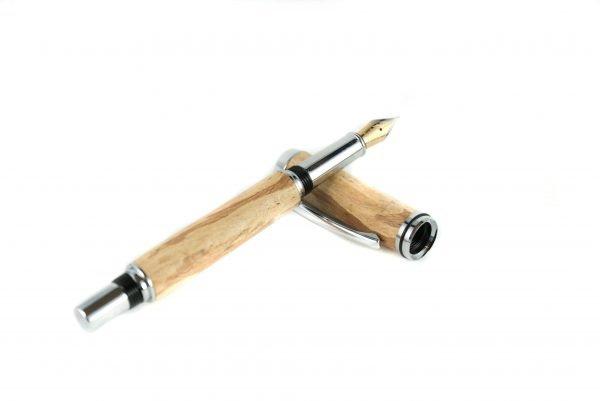 Durable Wooden Fountain Pen - Sustainable Pen