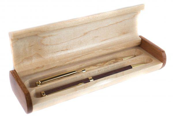 Wooden Pen Case - Luxury Pen Case