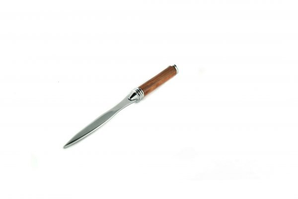 Special Wooden Letter Opener - Cocobolo Gift