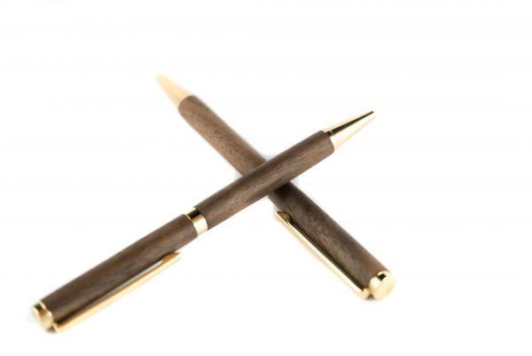 Wooden Writing Instrument - Personalized Writer Gift