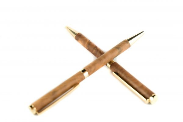Handcrafted Thuya Writing Pen - Durable Pen
