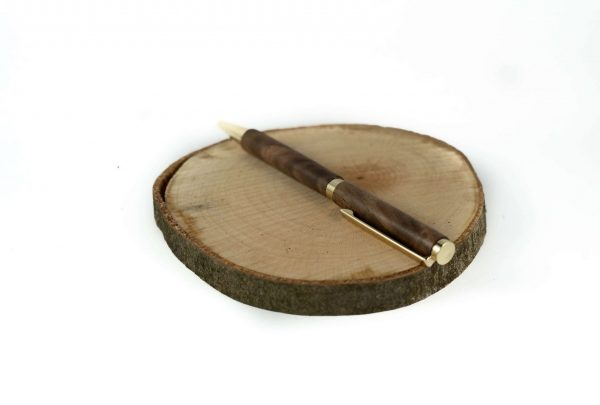 Durable Wooden Pen - Handmade Personalized Gift