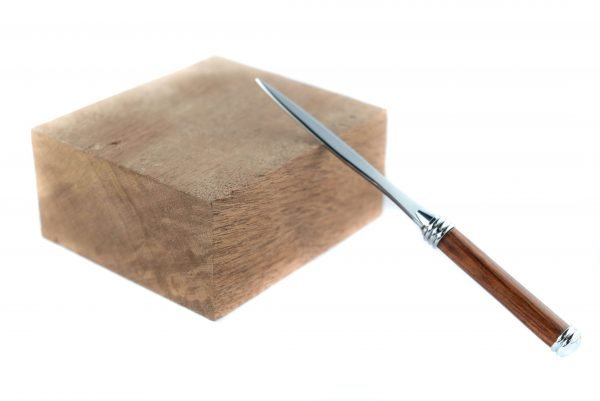 Sustainable Wooden Letter Opener - Mail Opener
