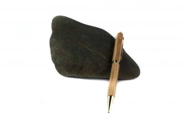 Wooden Wedding Gift - Sustainable Olive Writing Pen