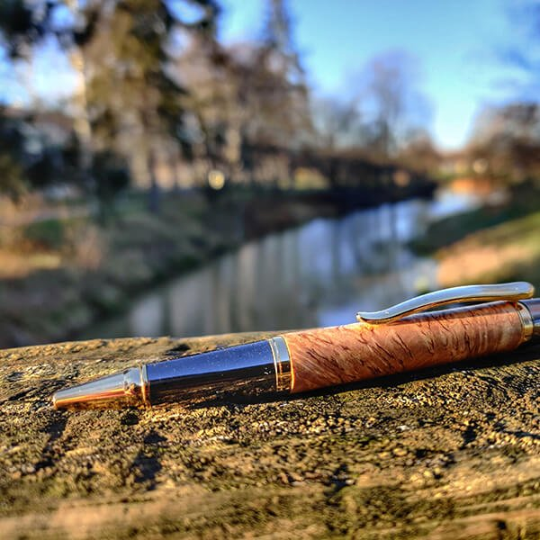 Wooden Gifts and More luxury Writing Pen Birch