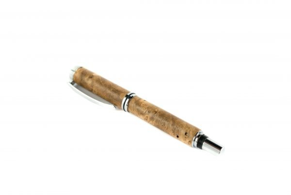 Special Wooden Fountain Pen - Japanese Pagoda Pen