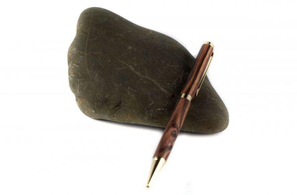 Kingwood Writing Pen - Handmade Wooden Pen