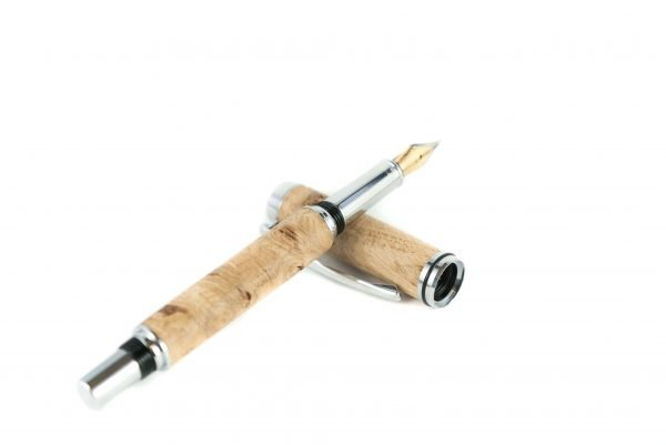 Luxury Wood Fountain Pen - Unique Graduation Gift