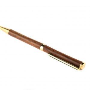 Cocobolo Schrijf Pen - Handgemaakte Houten Pen