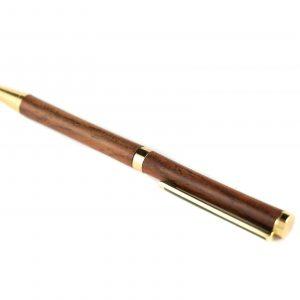 Cocobolo Writing Pen - Handmade Wooden Pen