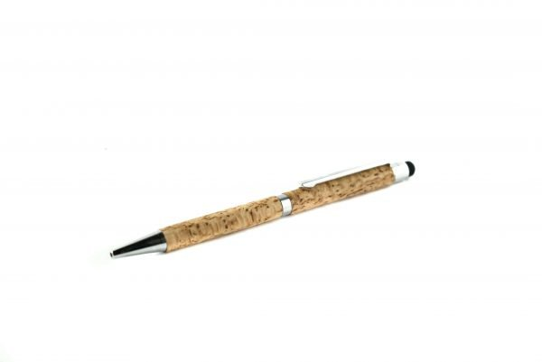Masur Birch Writing Pen - Handcrafted Wooden Stylus Pen