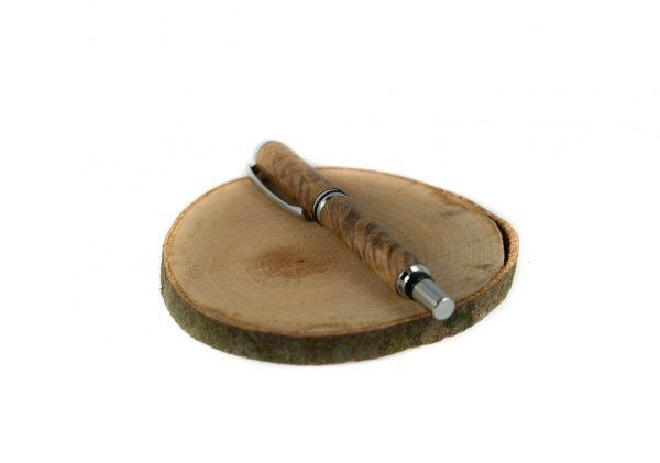 Oak Burl Fountain Pen - Local Luxury Fountain Pen