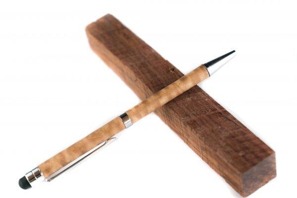 Tablet Stylus Pen - Sustainable Wooden Pen