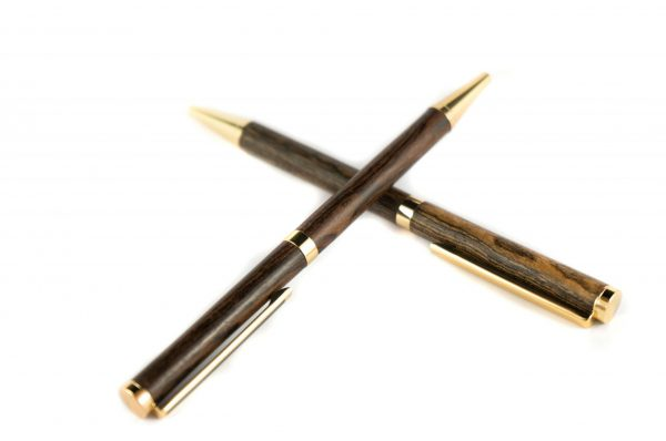 Durable Wooden Pen - Handcrafted Writing Pen