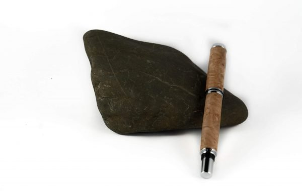 Wooden Pen - Personalized Wooden Fountain Pen