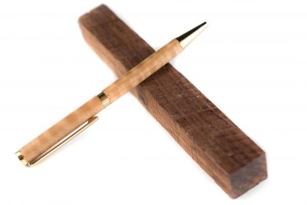 Sustainable Stationery Pen - Refillable Writing Pen