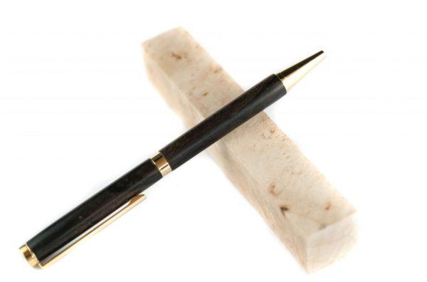 Luxury Ballpoint Pen - Handmade Wood Pen