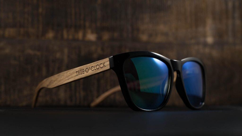 Bamboo Sunglasses, Tree O'Clock