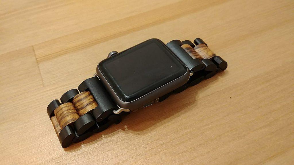 Special Apple Watch Strap - Wooden Apple Watch Strap